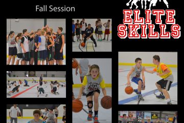 Kick-Off Fall Sessions for High Hoops Elite Skills