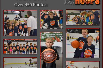 Kick-Off Fall Sessions for High Hoops Little Shots & Hot Shots