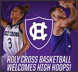 High Hoops Partners with Holy Cross