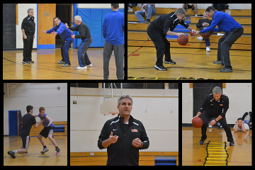 Hopedale Coaches Clinic