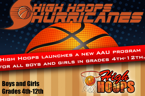AAU Tryouts for High Hoops Hurricanes