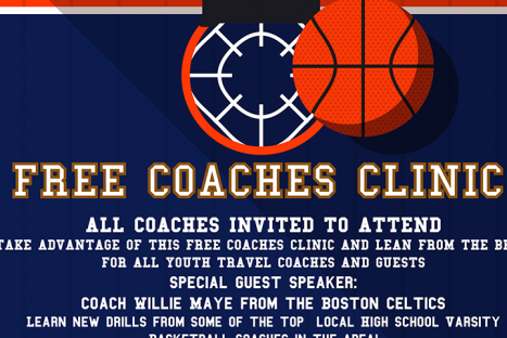 Free Coaches Clinic