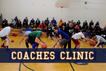 High Hoops Coaches Clinic 2017