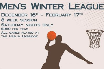 2017 Men's Winter League