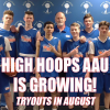High Hoops AAU information/registration