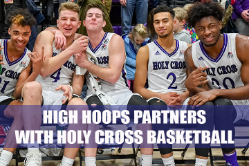 High Hoops partners with Holy Cross again