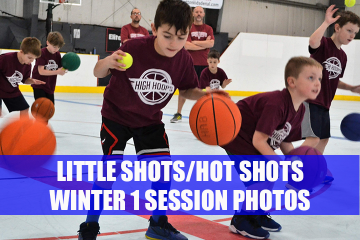 Photos from Winter 1 clinics 2018-19