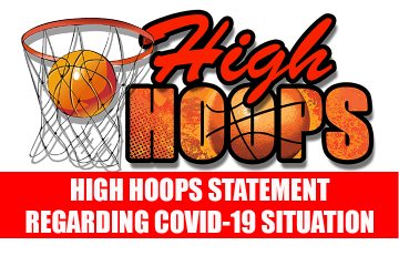 High Hoops update regarding pandemic's effect on program