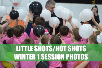 Photos from Winter 1 session 2019-20 clinics