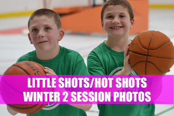 Photos from Winter 2 session 2019-20 clinics